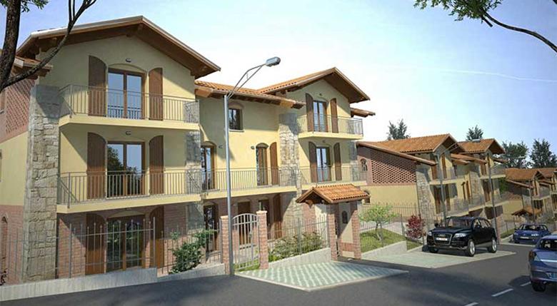 Ville e appartamenti a Calco